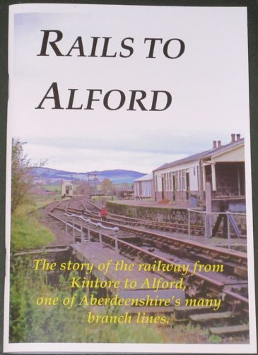 Rails to Alford, by Dick Jackson